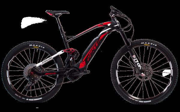 Fantic Integra XF1 Enduro Race 160 E-Bike  Grösse M.